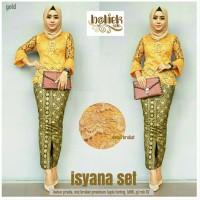 Isyana Set kebaya batik
