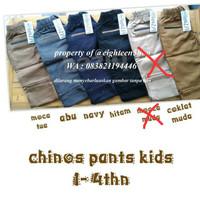 Celana Chino Anak / Chino Pants