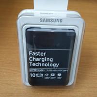 Jual Power Bank SAMSUNG battery pack 10200mAH fast charging original Murah