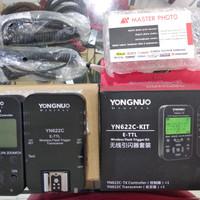 Yongnuo YN622 KIT for Canon YN622C Wireless Trigger Kit