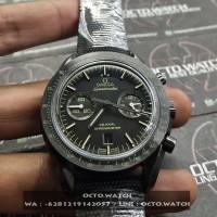 Jam Tangan Omega Speedmaster Moonwatch Dark Side Of The Moon