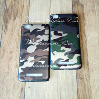 Case Army Xiaomi Redmi 4A Xiomi Softcase Casing Cover Hp