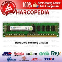 MEMORY RAM SAMSUNG DDR3 4GB 1Rx8 PC3L 12800 1600MHz CHIPSET SAMSUNG