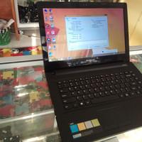 Laptop Slim  Lenovo G40 Intel Celeron N2180 2.16ghz.Ram 2gb.hdd 500gb