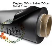 Magnet Strip Lembaran Karet Rubber Flexible 1mm X 30cm X 50cm