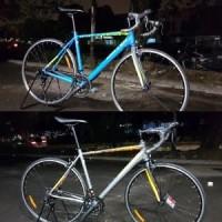 Sepeda Balap United Inertia 100 Frame Alloy Fork Carbon BUKAN