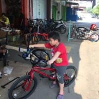 Sepeda Anak Bmx Polygon Rudge 20 Inch di Tangerang