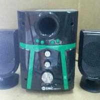 Speaker Bluetooth GMC 888D3 Mega bass Harga Promo