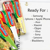 INDOMIE Hardcase Case All Jenis HP XIAOMI SAMSUNG IPHONE OPPO VIVO DLL