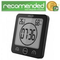 BALDR Jam Digital Countdown Timer Thermometer Hygrometer - Hitam