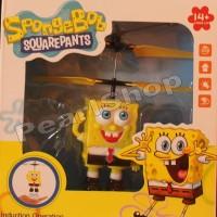 JUAL mainan hand induction minion minion terbang spongebob terbang