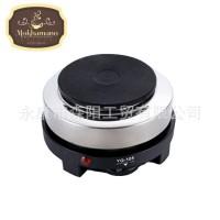 Electric Cooking Plate Stove Moka Pot Kompor Listrik Mini YQ-105