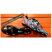 Dijual Sepatu Bola Nike Hypervenom Neymar + Jahit Unik
