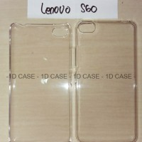 Hardcase Bening / Transparant Mika Lenovo S60