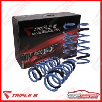 LOWERING KIT - PER - HONDA CRV 1.5 TURBO 2015-2019 - TRIPLE S