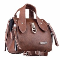 Tas Sling / Selempang Handbag Wanita  coklat Golfer GF.3506 murah ori