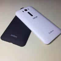 Case Asus Zenfone 2 Laser 5' Back Door Penutup Baterai Tutup Casing Hp