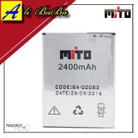 Baterai Handphone Mito Fantasy Note A30 BA-00082 Batu HP Mito A30 Note