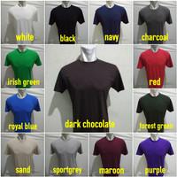 Jual Baju Kaos Polos New State Apparel NSA 3600 pengganti Gildan Softstyle Murah