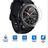 Harga Grosir Tempered Glass Samsung Gear S3 Smart Watch Screen Prote