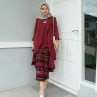 Atasan wanita/Pakaian/Blouse/Mini dress/Dress/Baju/Muslim/Busana/Tunik