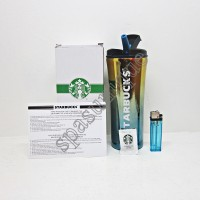 Tumbler Starbucks Stainless Steel 001B2