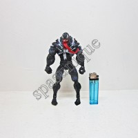 MAINAN MARVEL SPIDERMAN VENOM ACTION FIGURE HITAM