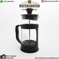 French Press 350ml Coffee Plunger Kapal Api Alat Kopi Seduh Manual