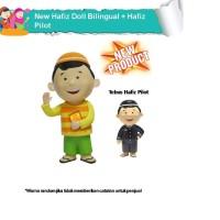 Jual Hafiz Doll Bilingual versi 4 + Hafiz Pilot Murah