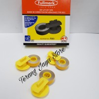 Dry Lift-Off Tape Fullmark no.583 Penghapus Mesin Tik Elektrik (1pcs)