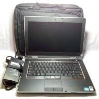 Harga laptop Bakas DELL Latitude E6420  core i7 Bulan ini