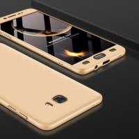 360 Hard Case Full Cover Depan Belakang Matte Casing HP Samsung C9 Pro