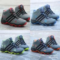 Jual sepatu adidas ax2 boots jogging running lari sport sneakers pria Murah