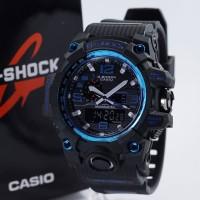 G-Shock GWG-1000 Black-Blue MUDMASTER KW