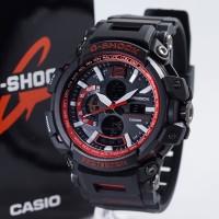 Jam Tangan G-Shock GPW-2000 Black Red GRAVITYMASTER KW