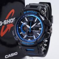 Jam Tangan G-Shock GPW-2000 Hitam Biru KW1