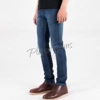 Celana jeans skinny kualitas premium pria / denim model pensil cowok