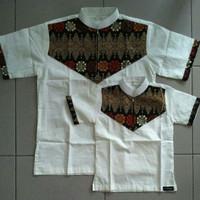 Baju koko anak ayah couple seragam best seller