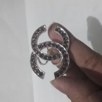 Ring bros channel harga termurah koleksi bros hijab muslimah