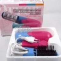 prefessional Mini electric Hair dryer 2 in 1 Ukuran kecil ringan