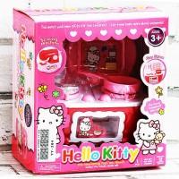 Mainan Anak Kompor Masakan Hello Kitty