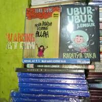 Paket 2 Buku Novel Semoga Bunda Disayang Allah & Ubur Ubur Lembur