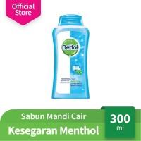 Jual Dettol Sabun Mandi Cair Cool - Botol 300 ml - Dettol Body Wash Murah