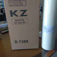 Master RISO KZ size B4  S-1369
