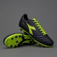 Sepatu Bola Diadora original Match Winner R MDPU Black 101172378C0004
