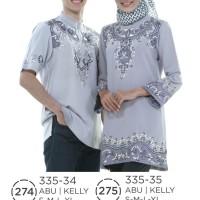 Jual Baju Koko Muslim Couple Pria 335-34 Murah