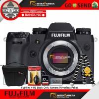 Harga fujifilm x h1 body only kamera mirrorless | Pembandingharga.com