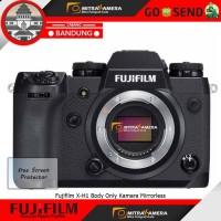 Harga fujifilm x h1 body only kamera | Pembandingharga.com