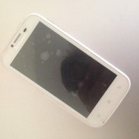 HP Lenovo A706 White/Gray Second Lengkap