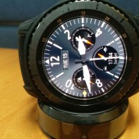 SAMSUNG GEAR S3 FRONTIER (SECOND)